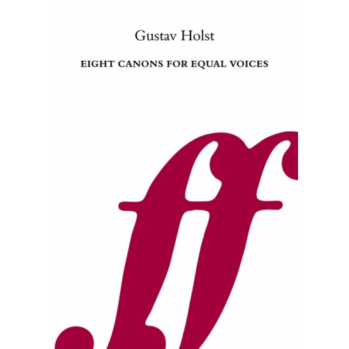 Eight Canons For Equal Voices, new
