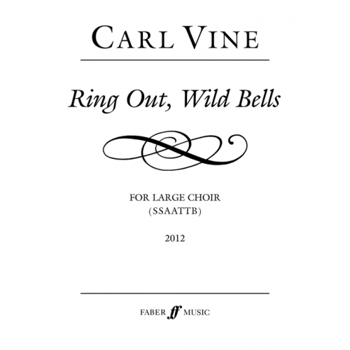 Ring Out, Wild Bells, new