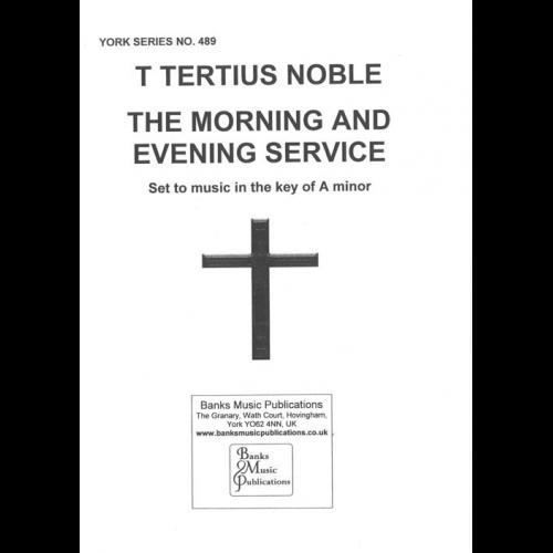 Magnificat & Nunc Dimittis in A minor, popular