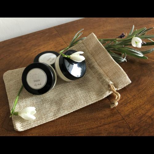 Highthorne Apothecare - Focus Balm: Peppermint, Lemon, Eucalyptus Rosemary and Lavender