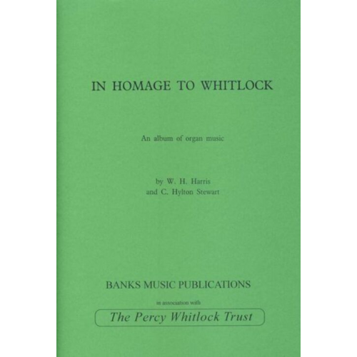 In Homage To Whitlock (Book 1)