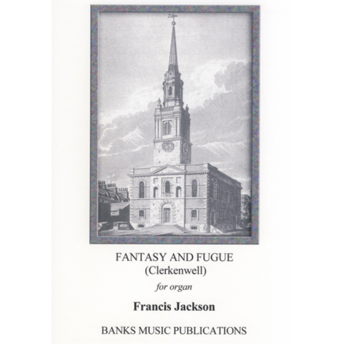 Fantasy And Fugue (Clerkenwell), new