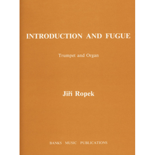 Introduction And Fugue