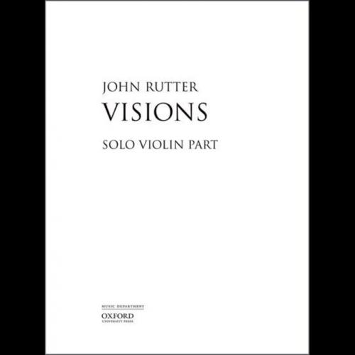 Visions Solo Violin Part